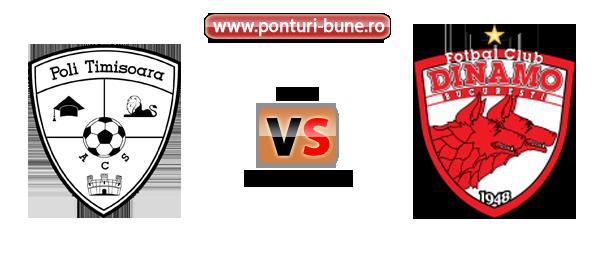 Liga 1 Romania: ACS Timisoara – Dinamo Bucuresti 19.07.2013