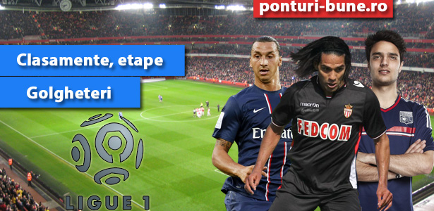 Franta – Ligue 1