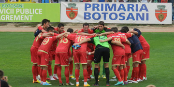 FC Botosani – Revelatia acestui tur de campionat