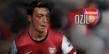 Arsenal l-a transferat pe Mesut Ozil de la Real Madrid