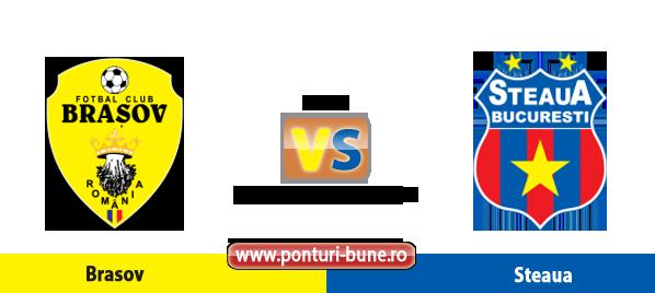 Brasov vs Steaua – Liga 1 – Analiza si pronostic