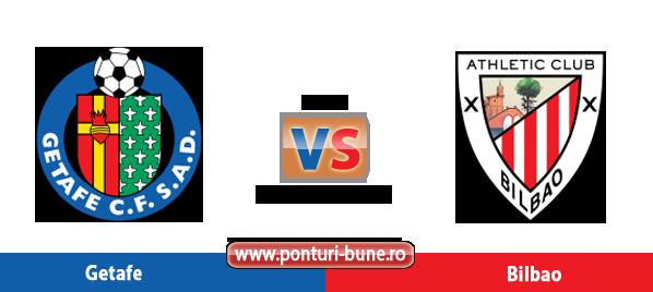 Getafe vs Bilbao – Primera Division – Analiza si pronostic