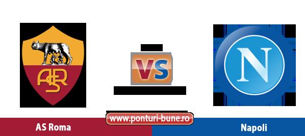 Roma vs Napoli – Serie A – Analiza si pronostic