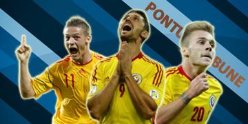 Romania se bazeaza pe Olanda in ultimele doua meciuri de calificare