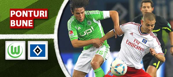Wolfsburg vs Hamburger – Bundesliga – Analiza si pronostic
