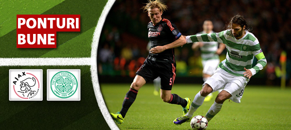 Ajax vs Celtic – Liga Campionilor – Analiza si pronostic