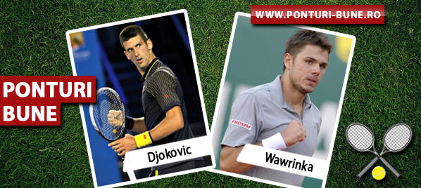 Novak Djokovic vs Stanislas Wawrinka – Turneul Campionilor – Analiza si pronostic
