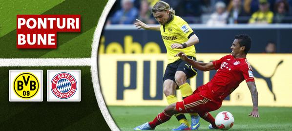 Dortmund vs Bayern – Bundesliga – Analiza si pronostic