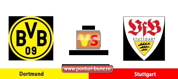 Dortmund vs Stuttgart – Bundesliga – Analiza si pronostic