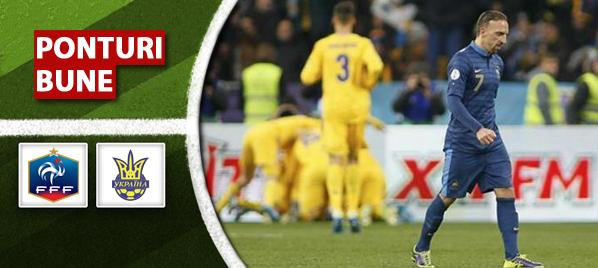 Franta vs Ucraina – Baraj Cupa Mondiala – Analiza si pronostic