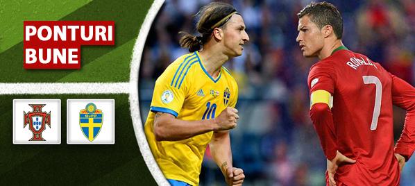Portugalia vs Suedia – Baraj Cupa Mondiala – Analiza si pronostic
