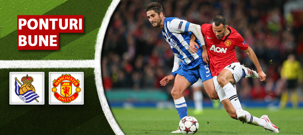 Real Sociedad vs Manchester United – Liga Campionilor – Analiza si pronostic