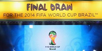 Grupele de la Campionatul Mondial din Brazilia 2014
