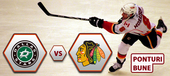 Dallas Stars vs Chicago Blackhawks – NHL – Analiza si pronostic