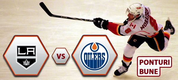 Los Angeles Kings vs Edmonton Oilers – NHL – Analiza si pronostic