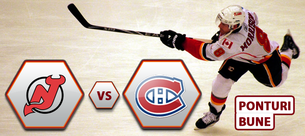 New Jersey Devils vs Montreal Canadiens – NHL – Analiza si pronostic