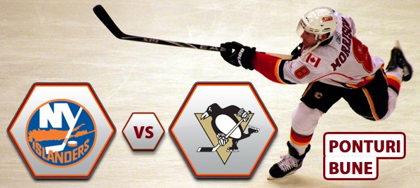New York Islanders vs Pittsburgh Penguins – NHL – Analiza si pronostic