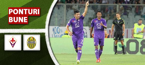 Fiorentina vs Verona – Serie A – Analiza si pronostic