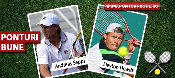 Andreas Seppi vs Lleyton Hewitt – ATP Australian Open – Analiza si pronostic