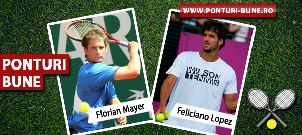 Florian Mayer vs Feliciano Lopez – ATP Davis Cup – Analiza si pronostic