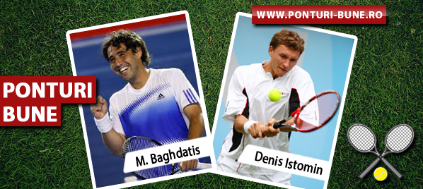 Marcos Baghdatis vs Denis Istomin – ATP Australian Open – Analiza si pronostic
