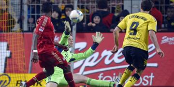 O noua lovitura data Borussiei Dortmund de catre Bayern Munchen