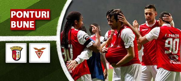 Braga vs Aves – Cupa Portugaliei – Analiza si pronostic