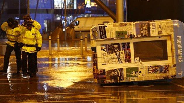 Manchester City vs Sunderland – Meci amanat din cauza furtunii!