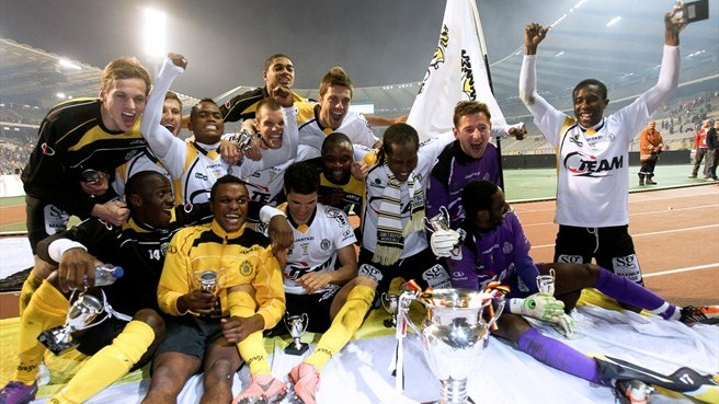 Lokeren a câştigat Cupa Belgiei