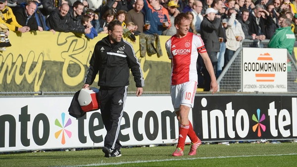 Ajax Amsterdam, un nou pas greşit