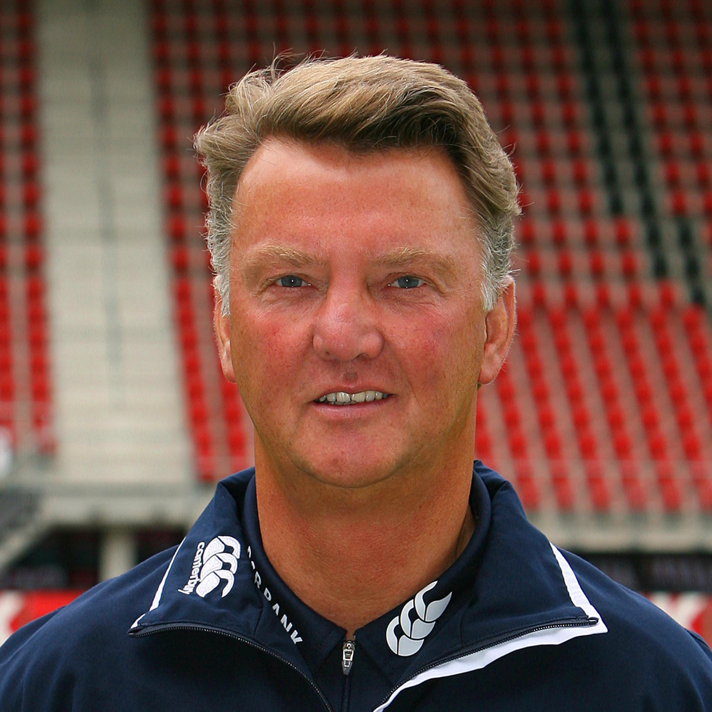 """Gullit: """"Van Gaal va fi antrenor la Tottenham"""""""