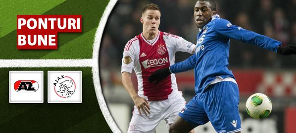 Alkmaar vs Ajax – Cupa Olandei – Analiza si pronostic