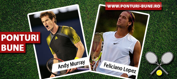 Andy Murray vs Feliciano Lopez – ATP Miami – Analiza si pronostic