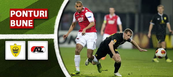 Anzhi vs Alkmaar – Europa League – Analiza si pronostic