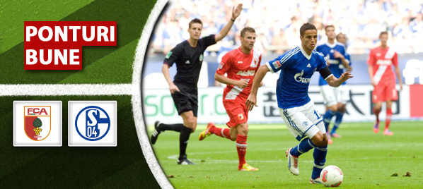 Augsburg vs Schalke – Bundesliga – Analiza si pronostic