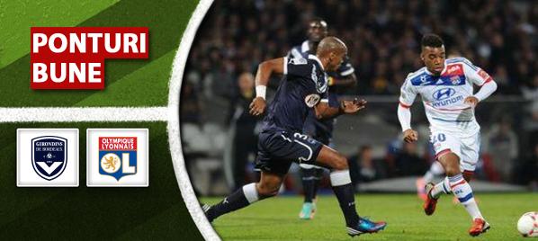 Bordeaux vs Lyon – Ligue 1 – Analiza si pronostic