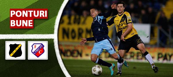 Breda VS Utrecht