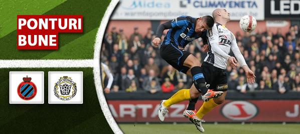 Club Brugge vs Lokeren – Jupiler League – Analiza si pronostic