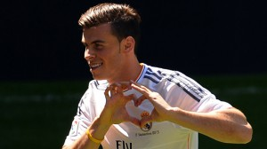 Gareth Bale unveiled at Real Madrid - video