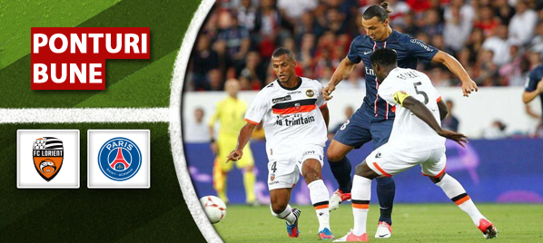 Lorient vs PSG – Ligue 1 – Analiza si pronostic