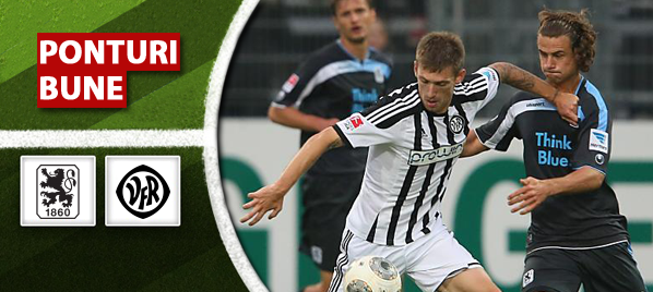 Munchen 1860 vs Aalen – Bundesliga 2 – Analiza si pronostic