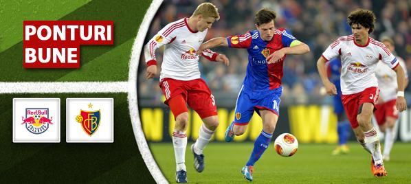 Salzburg vs Basel – Europa League – Analiza si pronostic