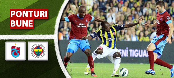 Trabzonspor vs Fenerbahce – Superliga – Analiza si pronostic