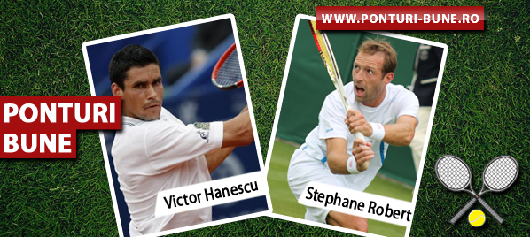 Victor Hanescu vs Stephane Robert – ATP Indian Wells – Analiza si pronostic