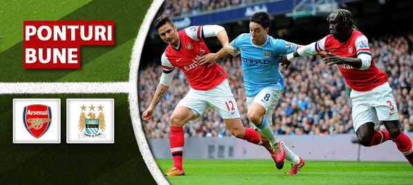 Arsenal vs Manchester City – Premier League – Analiza si pronostic