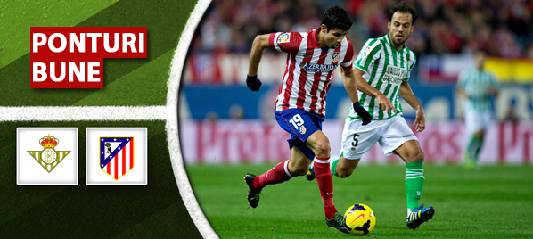 Betis vs Atletico Madrid – Primera Division – Analiza si pronostic