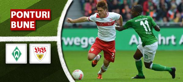Bremen vs Stuttgart – Bundesliga – Analiza si pronostic