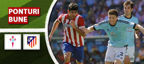 Celta Vigo vs Atletico Madrid – Primera Division – Analiza si pronostic