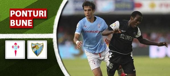 Celta Vigo vs Malaga – Primera Division – Analiza si pronostic