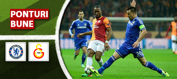Chelsea vs Galatasaray – Liga Campionilor – Analiza si pronostic